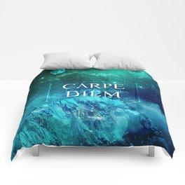 CARPE DIEM GEOMETRY Comforters