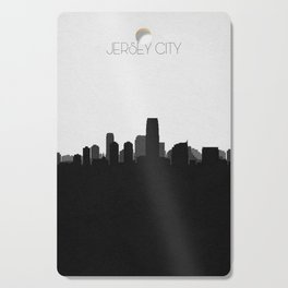 City Skylines: Jersey City Cutting Board