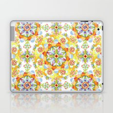 Flower Garden Mandala Laptop & iPad Skin
