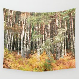 I have a room all to myself; it is nature Wall Tapestry