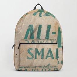 All-Bran Backpack