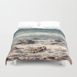California Coastine Duvet Cover