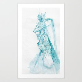 The Valkayan Light Art Print