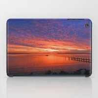 maryland iPad Cases featuring What Maryland Does Best by Kelsey Hunt