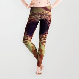 Geometric Art - Reborn Leggings
