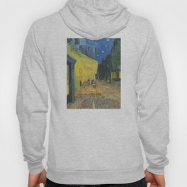 Vincent van Gogh - Cafe Terrace at Night Hoody
