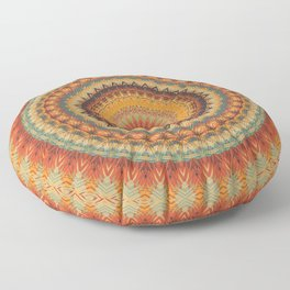 Mandala 393 Floor Pillow