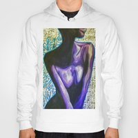 royal Hoodies featuring Royal by Jenai Asemoa Art