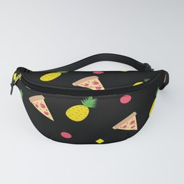 Pizza Pineapple Party Fanny Pack