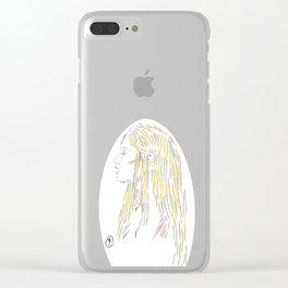 Aelin Clear iPhone Case