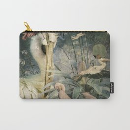 The Loving Pelican Carry-All Pouch
