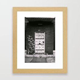 0677 Framed Art Print
