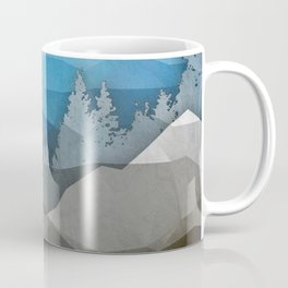 The Skiers Coffee Mug