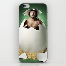 Jack Black The Egg Man iPhone Skin