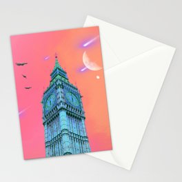 Meteor Shower Stationery Cards
