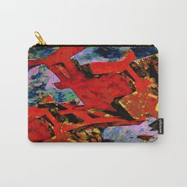 Right Of Left Carry-All Pouch