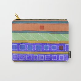 Modern Building Facade Carry-All Pouch