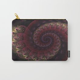 Twists and Twirls Carry-All Pouch