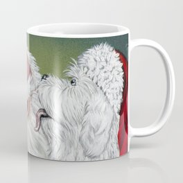 Christmas Kisses Coffee Mug