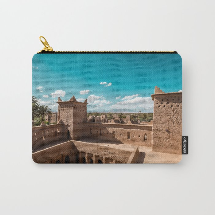 maroc temple Carry-All Pouch
