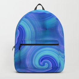 2dvortex-pattern Backpack
