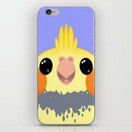 Cockatiel Birb Baby –v01 iPhone Skin