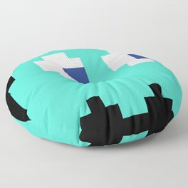 8-Bits & Pieces - Inky Floor Pillow