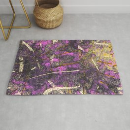 certain moments Rug