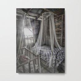 Night Protection Metal Print