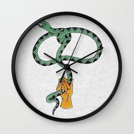 Lassssso Wall Clock
