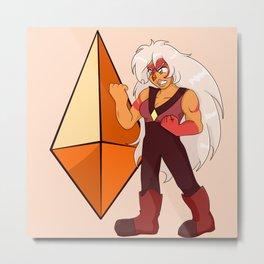 Jasper Metal Print