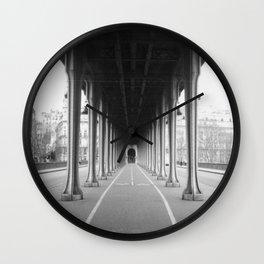 Bir Hakeim Wall Clock