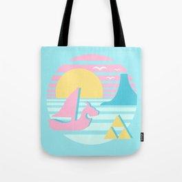 Great Sea Sunset Tote Bag