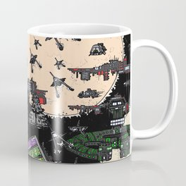Spaceport Coffee Mug