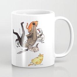 Friday the Purrteenth Coffee Mug