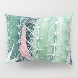 Cactus Up Close #society6 #decor #buyart Pillow Sham
