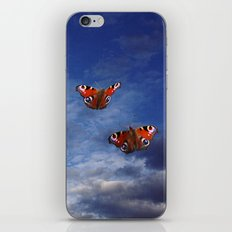 Free to Fly iPhone & iPod Skin