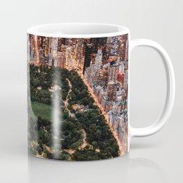 Central Park, New York - Twilight Coffee Mug