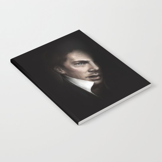 Benedict Painting Notebook