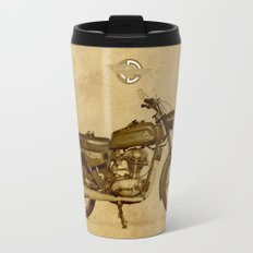 Ducati motorcycle Meccanica Travel Mug