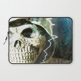 Mr Bones Laptop Sleeve