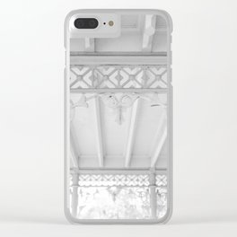 An Afternoon in Central Park Clear iPhone Case