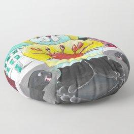 Maryland Cat Floor Pillow