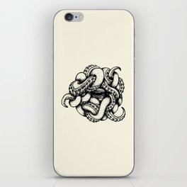 Spheroctopus. iPhone Skin