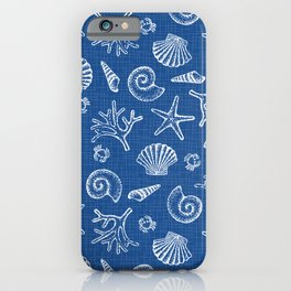 Lovely life on beach iPhone Case