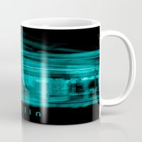 berlin Mugs featuring Berlin by Laake-Photos