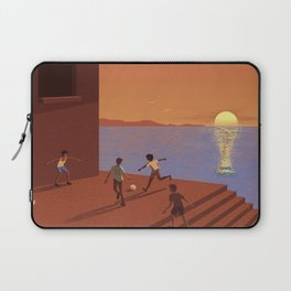 Dreaming the World Cup Laptop Sleeve