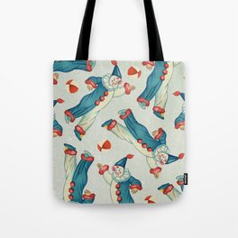Christopher the Clown Tote Bag
