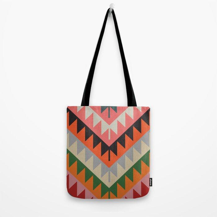American Native Pattern No. 31 Tote Bag
