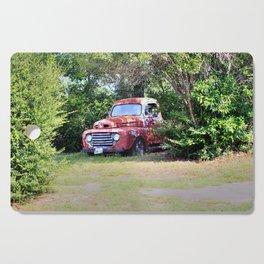 1950 Ford F100 Cutting Board